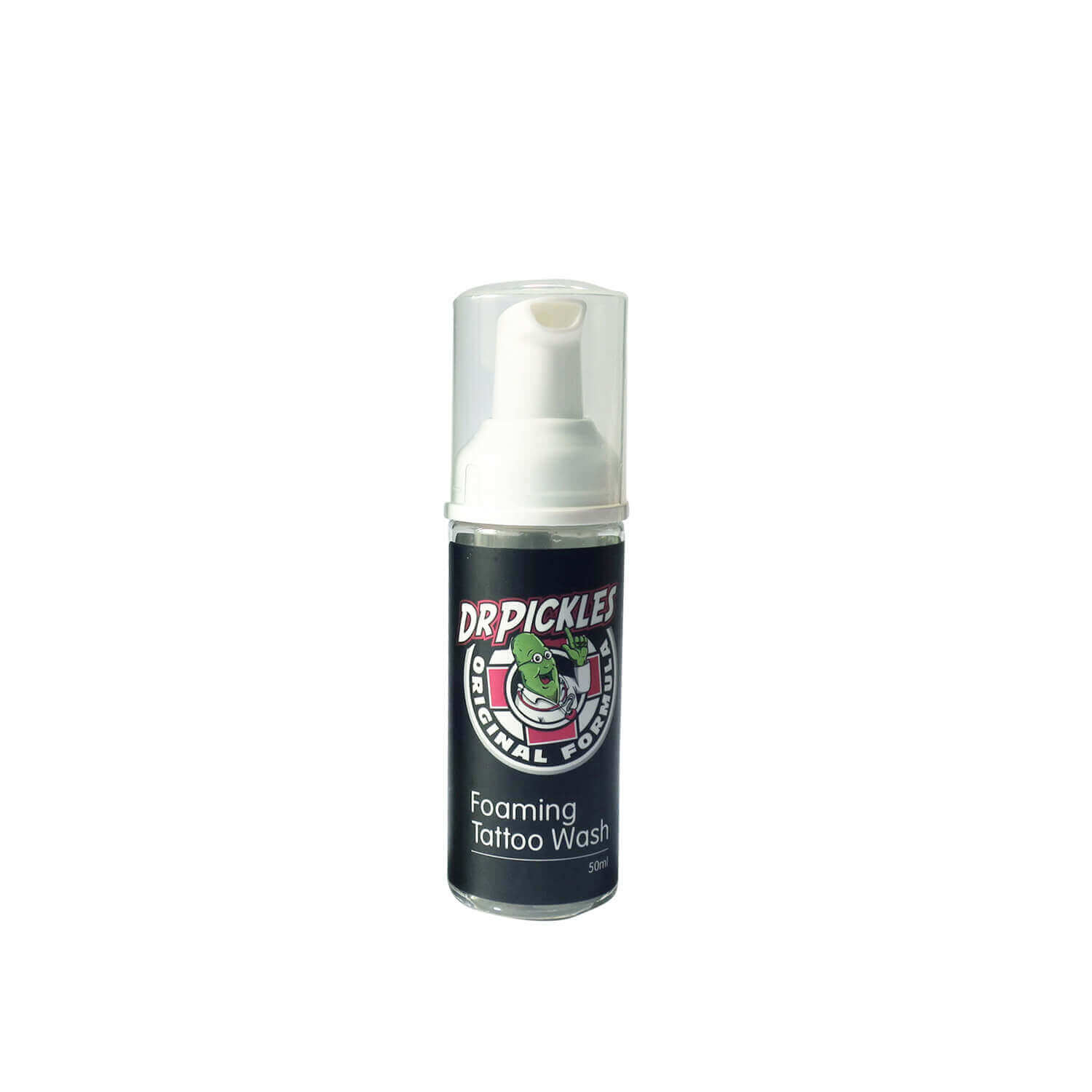 Dr Pickles Tattoo Foaming Tattoo Wash 50ml