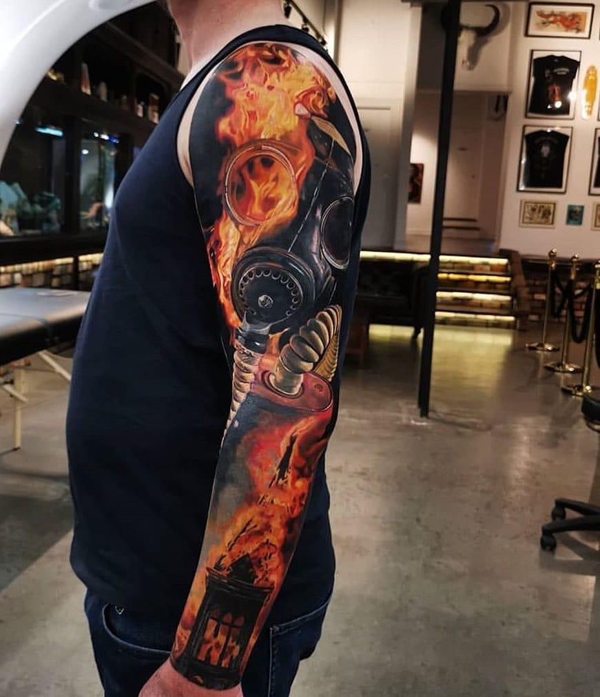 Ship Shape Tattoo