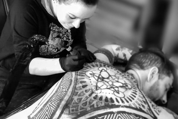 Abbey Manson Tattoo NZ