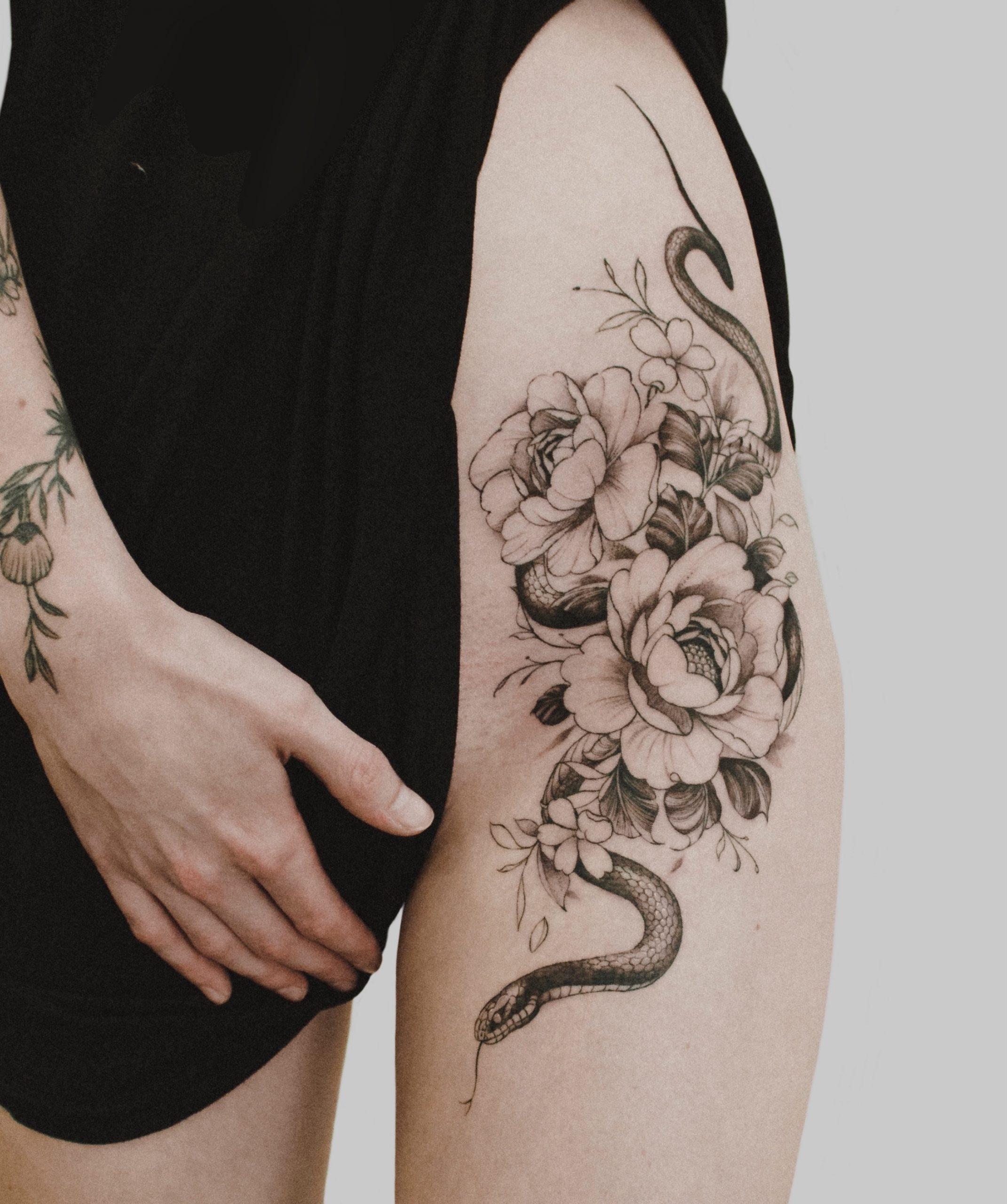 Artist Of The Month: Diego Cassel AKA Old Boy Tattoos